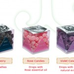 rose essense candies