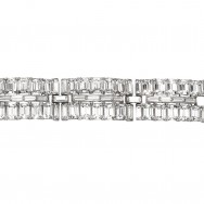 Trifari Red Carpet Bracelet Detail