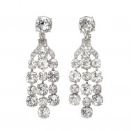 Eisenberg Chandelier Earrings