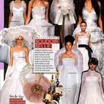 Brides Magazine Boudoir Belle