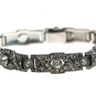 Geometric Deco bracelet