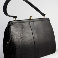 Mappin & Webb Black bag