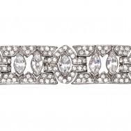 Ciner_Art_Deco_Style_Bracelet_D
