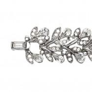 Trifari Teardrop Bracelet Detail